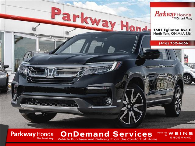 2021 Honda Pilot Touring 8P (Stk: H1044) in North York - Image 1 of 18