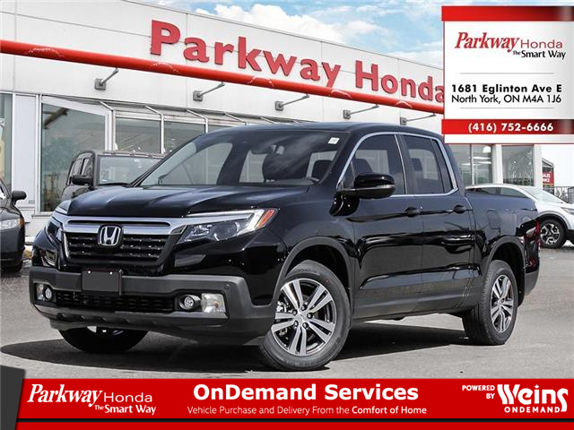 2021 Honda Ridgeline EX-L (Stk: J1000) in North York - Image 1 of 23