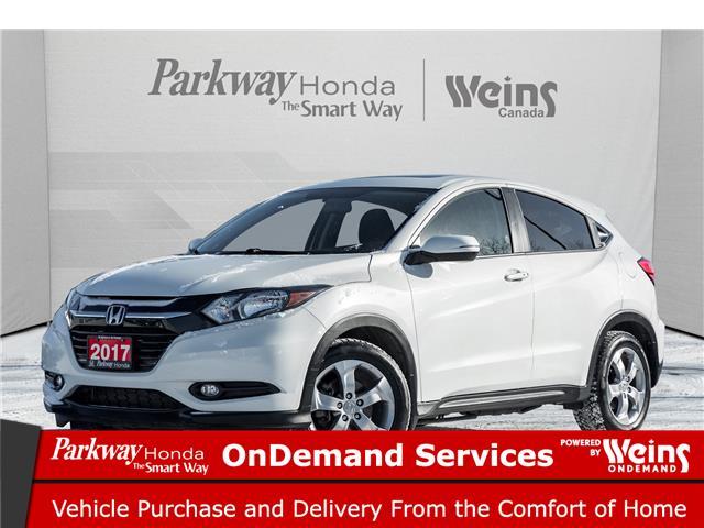 2017 Honda HR-V EX (Stk: 17127A) in North York - Image 1 of 21