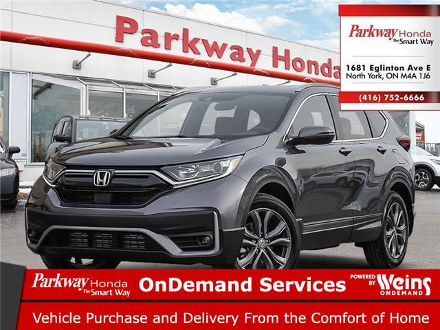 2021 Honda CR-V Sport (Stk: F1079) in North York - Image 1 of 23