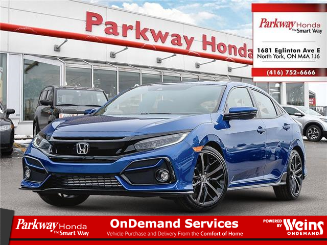 2021 Honda Civic Sport Touring (Stk: C1046) in North York - Image 1 of 23