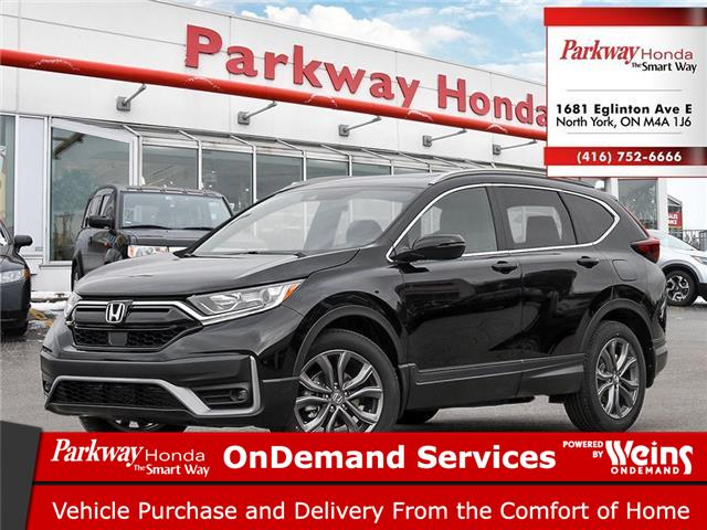 2021 Honda CR-V Sport (Stk: F1151) in North York - Image 1 of 23