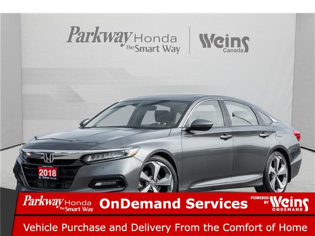 2018 Honda Accord Touring 2.0T (Stk: 25093A) in North York - Image 1 of 25