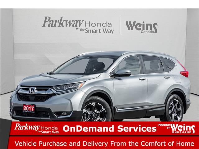 2017 Honda CR-V Touring (Stk: 17125A) in North York - Image 1 of 24