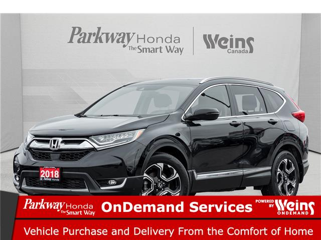2018 Honda CR-V Touring (Stk: 17142A) in North York - Image 1 of 24