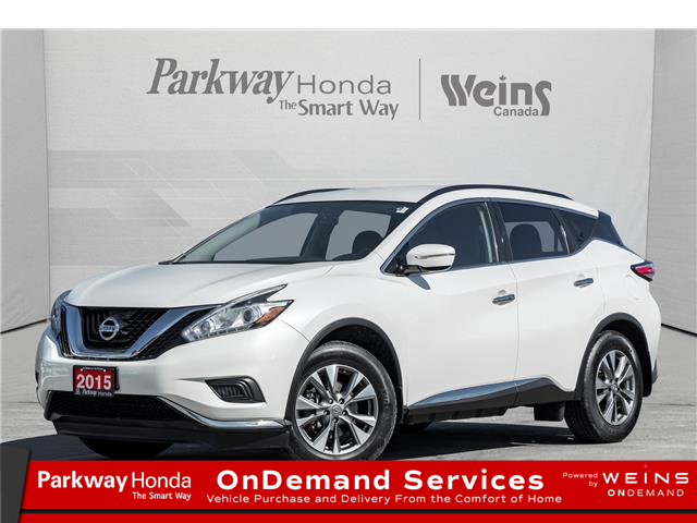 2015 Nissan Murano S (Stk: 17149A) in North York - Image 1 of 20
