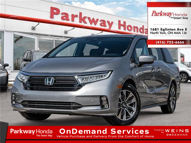 2022 Honda Odyssey EX-L Navi (Stk: 12001) in North York - Image 1 of 23