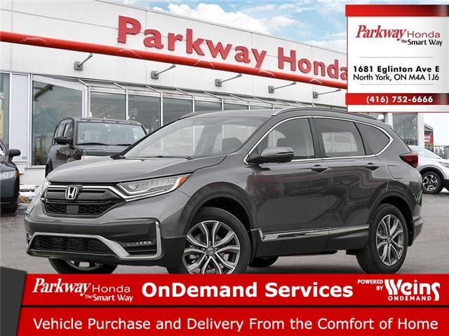 2021 Honda CR-V Touring (Stk: F1198) in North York - Image 1 of 23