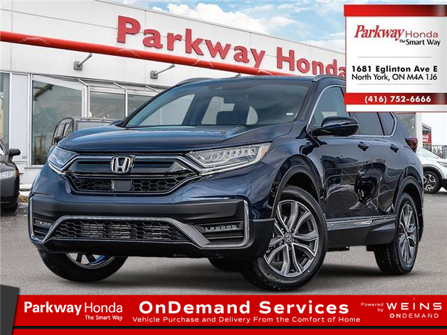 2021 Honda CR-V Touring (Stk: F1173) in North York - Image 1 of 23