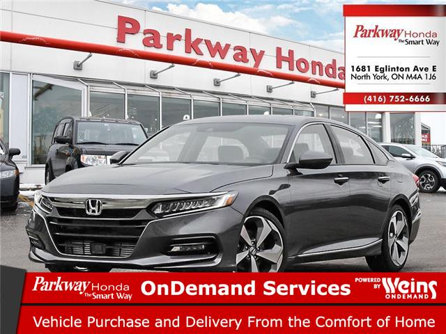 2021 Honda Accord Touring 1.5T (Stk: D1023) in North York - Image 1 of 23