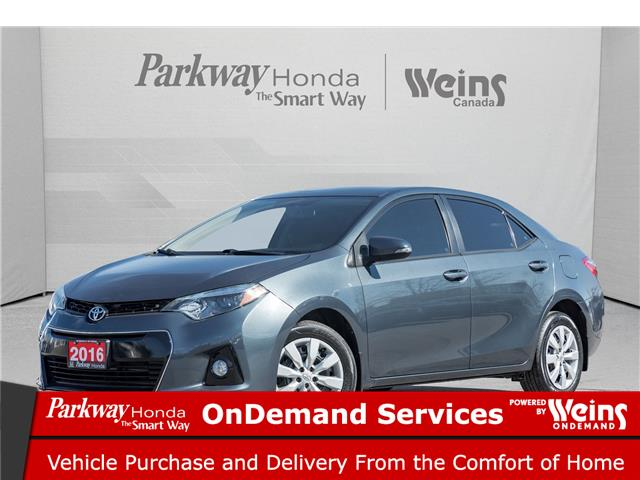 2016 Toyota Corolla S (Stk: 17208A) in North York - Image 1 of 19