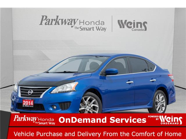 2014 Nissan Sentra 1.8 S (Stk: 17083B) in North York - Image 1 of 21