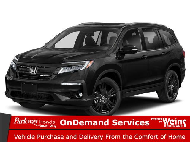 2019 Honda Pilot Black Edition (Stk: 17243A) in North York - Image 1 of 9