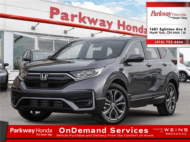 2021 Honda CR-V Sport (Stk: F1210) in North York - Image 1 of 23