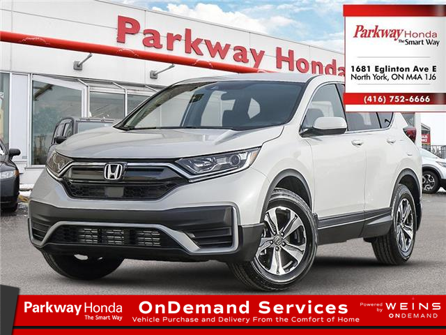2021 Honda CR-V LX (Stk: F1217) in North York - Image 1 of 23