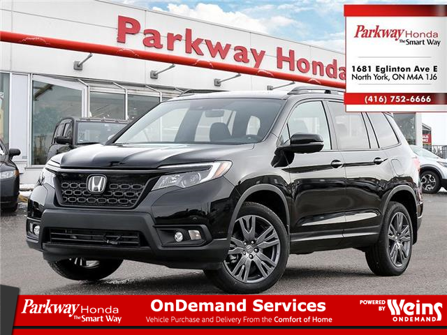 2021 Honda Passport EX-L (Stk: G1005) in North York - Image 1 of 23