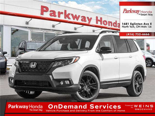 2021 Honda Passport Sport (Stk: G1007) in North York - Image 1 of 23