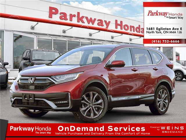2021 Honda CR-V Touring (Stk: F1226) in North York - Image 1 of 23