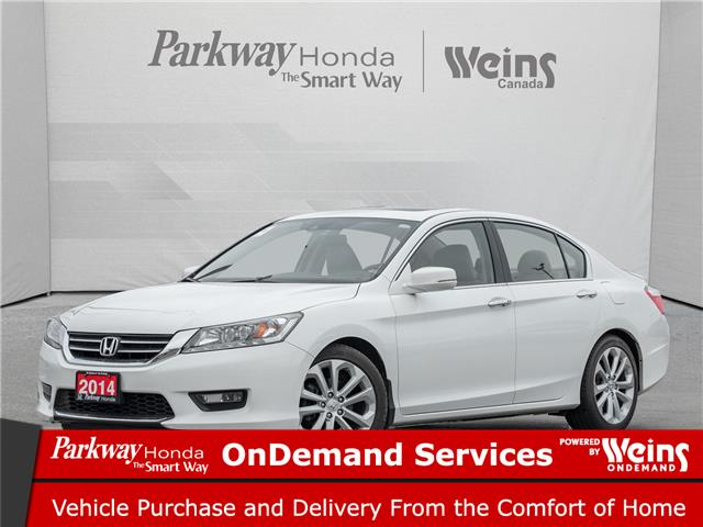 2014 Honda Accord Touring (Stk: 17250A) in North York - Image 1 of 24
