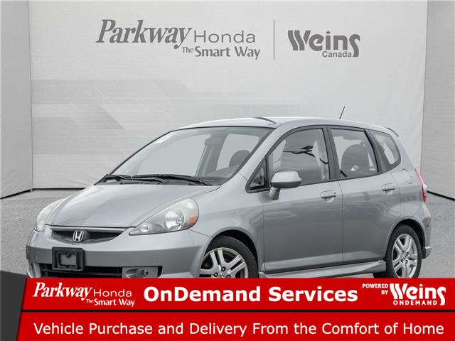 2008 Honda Fit Sport (Stk: 17249A) in North York - Image 1 of 18