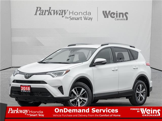 2018 Toyota RAV4 LE (Stk: 17225A) in North York - Image 1 of 21