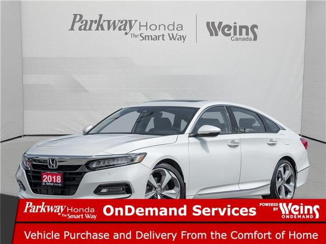 2018 Honda Accord Touring (Stk: 17259A) in North York - Image 1 of 25