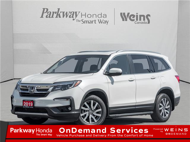 2019 Honda Pilot EX (Stk: 17230A) in North York - Image 1 of 23