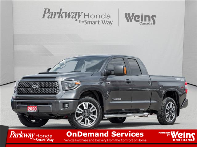 2020 Toyota Tundra Base (Stk: H1063A) in North York - Image 1 of 22