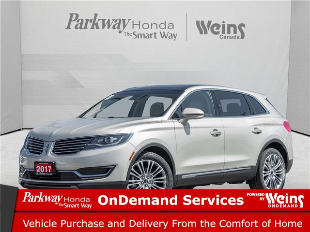 2017 Lincoln MKX Reserve (Stk: F1154A) in North York - Image 1 of 22
