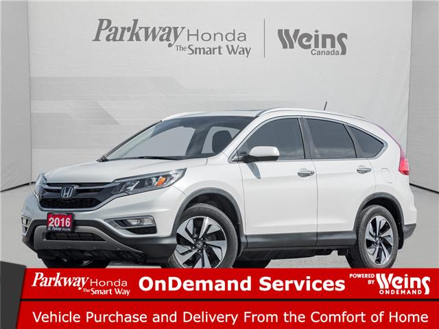 2016 Honda CR-V Touring (Stk: 17273A) in North York - Image 1 of 24