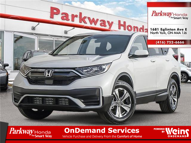 2021 Honda CR-V LX (Stk: F1243) in North York - Image 1 of 23
