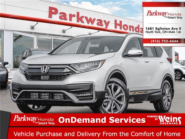 2021 Honda CR-V Touring (Stk: F1249) in North York - Image 1 of 23