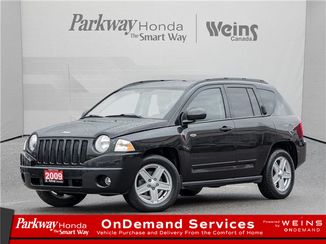 2009 Jeep Compass Sport/North (Stk: F1138A) in North York - Image 1 of 18