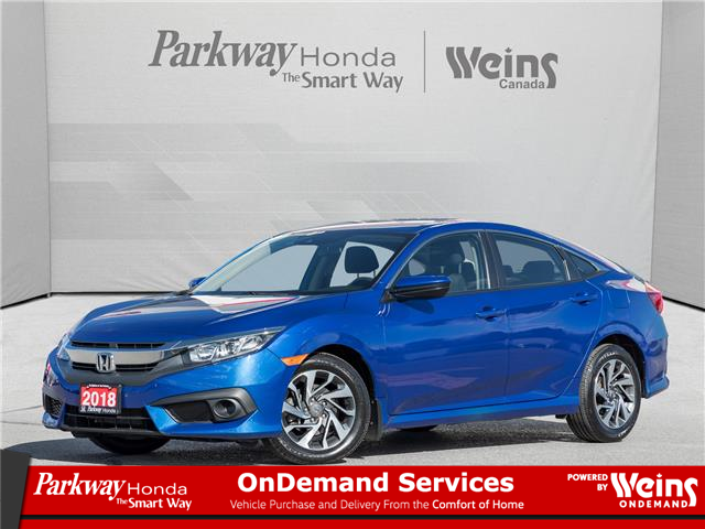 2018 Honda Civic SE (Stk: 17279A) in North York - Image 1 of 20