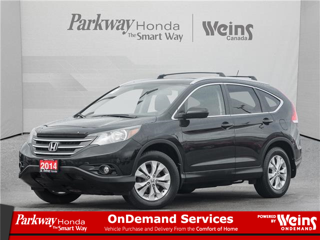 2014 Honda CR-V EX-L (Stk: F1196A) in North York - Image 1 of 20