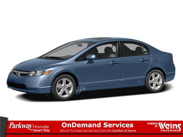 2008 Honda Civic DX-A (Stk: F1099A) in North York - Image 1 of 2