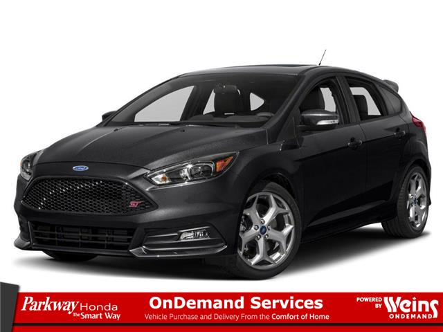 2017 Ford Focus ST Base (Stk: I2005B) in North York - Image 1 of 10