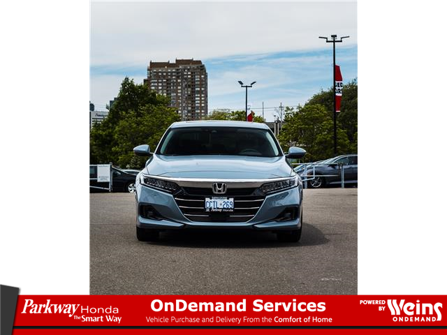 2021 Honda Accord Touring 2.0T (Stk: D1001) in North York - Image 1 of 22