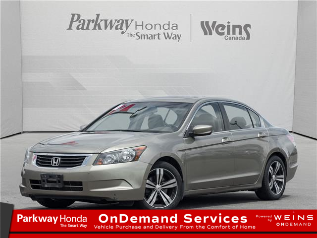 2009 Honda Accord EX-L (Stk: D1014A) in North York - Image 1 of 20