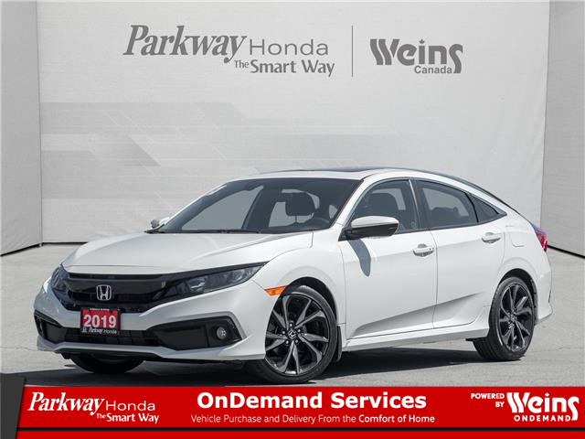 2019 Honda Civic Sport (Stk: 17346A) in North York - Image 1 of 22