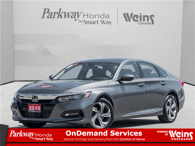 2019 Honda Accord EX-L 1.5T (Stk: 17351A) in North York - Image 1 of 25