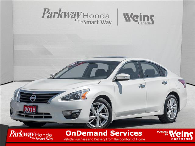 2015 Nissan Altima 2.5 SV (Stk: 17218D) in North York - Image 1 of 23
