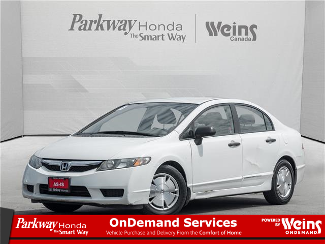 2009 Honda Civic DX-G (Stk: C1018A) in North York - Image 1 of 19