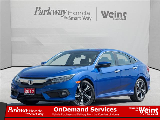 2017 Honda Civic Touring (Stk: 17332A) in North York - Image 1 of 24