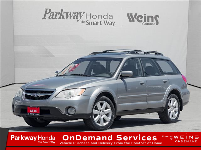 2008 Subaru Outback 2.5 i Limited Package (Stk: 17342B) in North York - Image 1 of 20