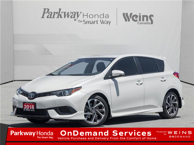 2018 Toyota Corolla iM Base (Stk: C1059A) in North York - Image 1 of 20