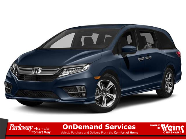 2018 Honda Odyssey Touring (Stk: 17377A) in North York - Image 1 of 4