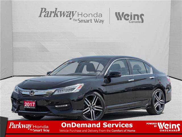 2017 Honda Accord Touring (Stk: 17365A) in North York - Image 1 of 24
