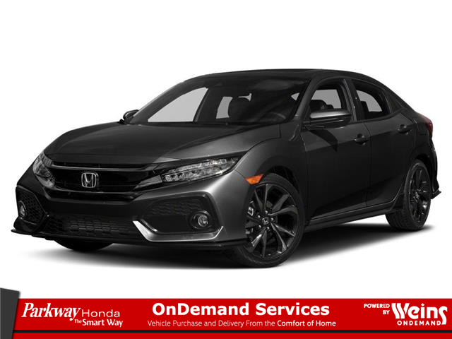2017 Honda Civic Sport Touring (Stk: 17382A) in North York - Image 1 of 9