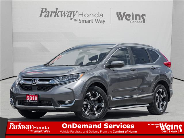 2018 Honda CR-V Touring (Stk: 17373A) in North York - Image 1 of 25